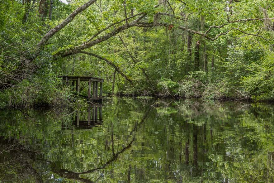 Dock - Lofton Creek